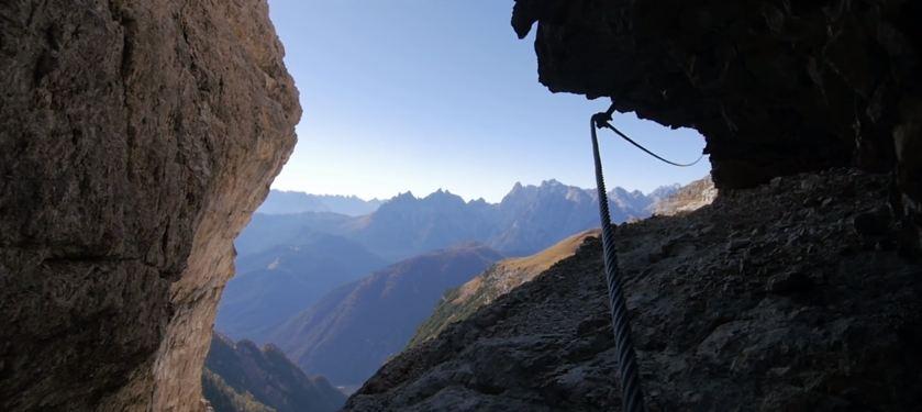 """Photo of Nasce """"Dolomiti senza confini"""", l'Alta Via sulle orme della Grande Guerra"""