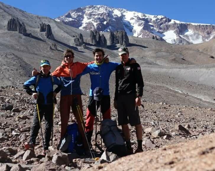 Photo of 16 vette andine sopra i 6500m in 60 giorni. L'impresa entra nel vivo