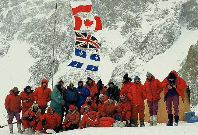 Photo of Il K2 rimane inviolato. La storia dei tentativi invernali