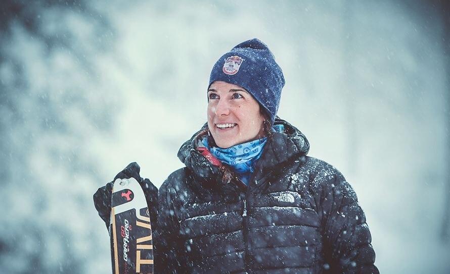 Photo of Tamara Lunger con altri sei atleti tenta la traversata delle Alpi con gli sci