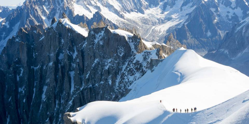 Photo of Troppi inesperti sul Monte Bianco: «La via francese va resa più difficile»