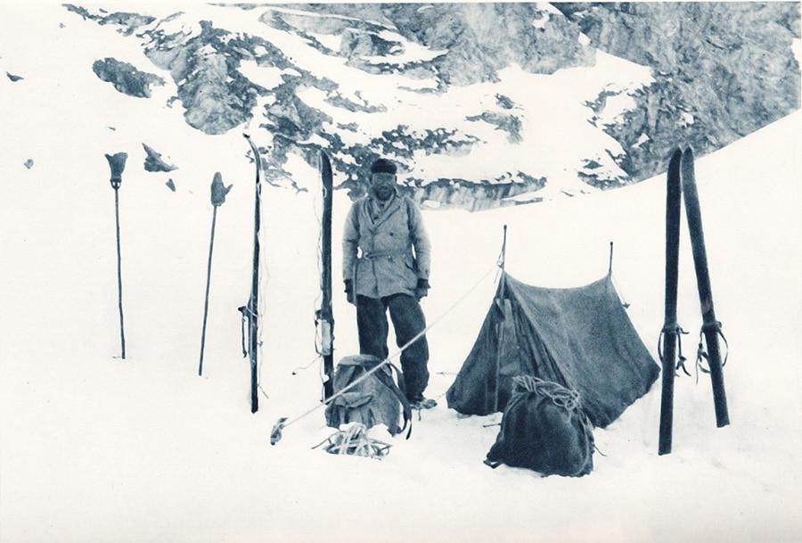 Photo of Il precursore di Bonatti: Léon Zwingelstein e l'impresa del 1933