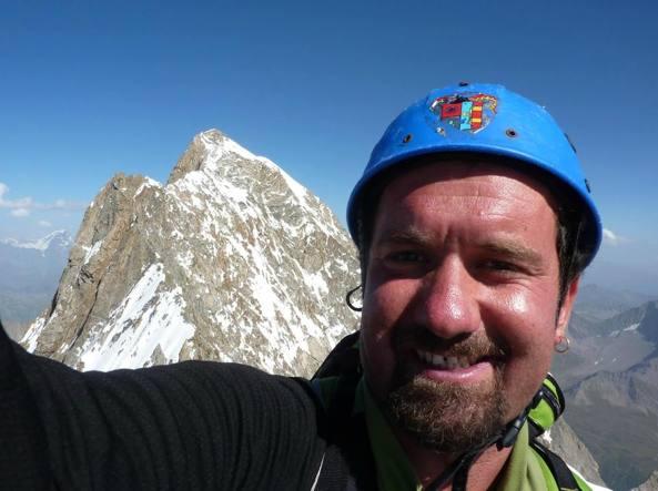 Photo of È Franz Rota Nodari l'alpinista che ha perso la vita sul Concarena