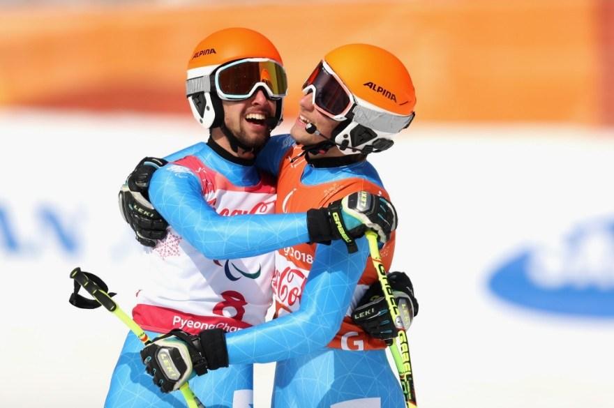 Photo of Tre medaglie per gli azzurri delle Paralimpiadi invernali di Pyeongchang 2018