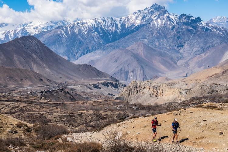 Photo of 1504 km, 65mila metri di dislivello in 25 giorni: nuovo record per il Great Himalaya Trail