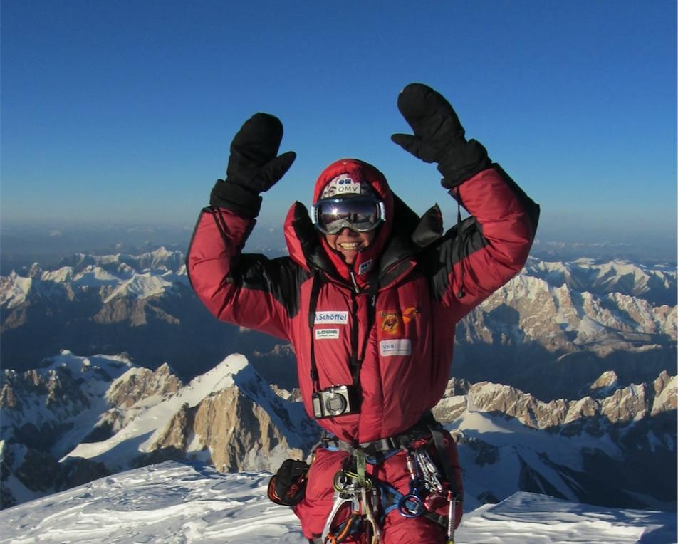 Photo of Gerlinde Kaltenbrunner: la prima donna a conquistare tutti i 14 Ottomila senza ossigeno