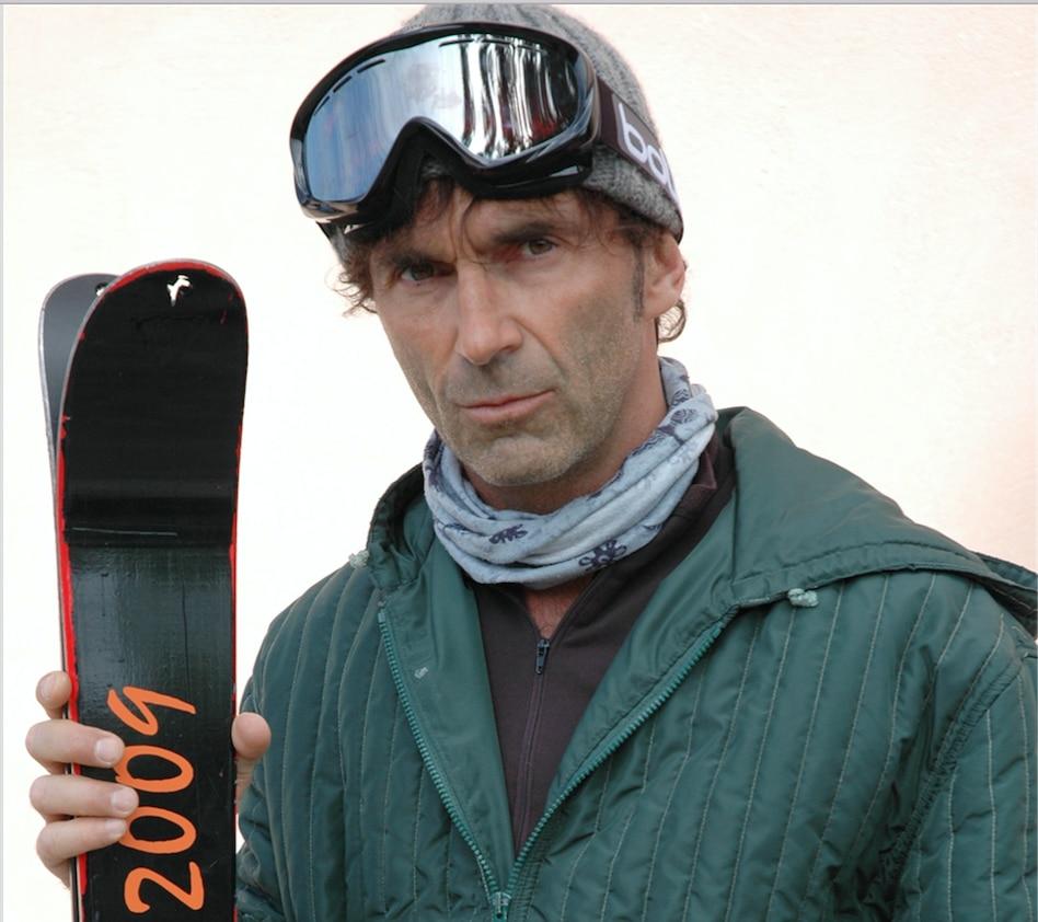 Photo of Paolo Rabbia e la prima traversata invernale delle Alpi sulle orme di Bonatti