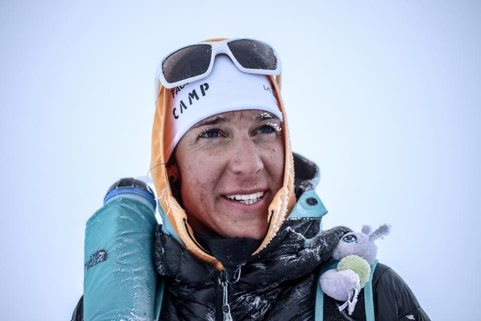 Photo of Tamara Lunger e i primi difficilissimi giorni della traversata delle Alpi