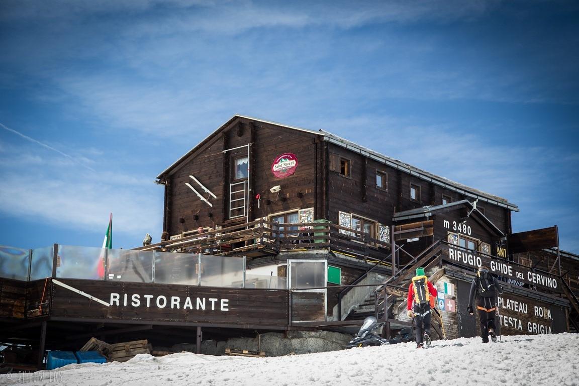 attualità, rifugi, guide alpine cervino, svizzera, confine