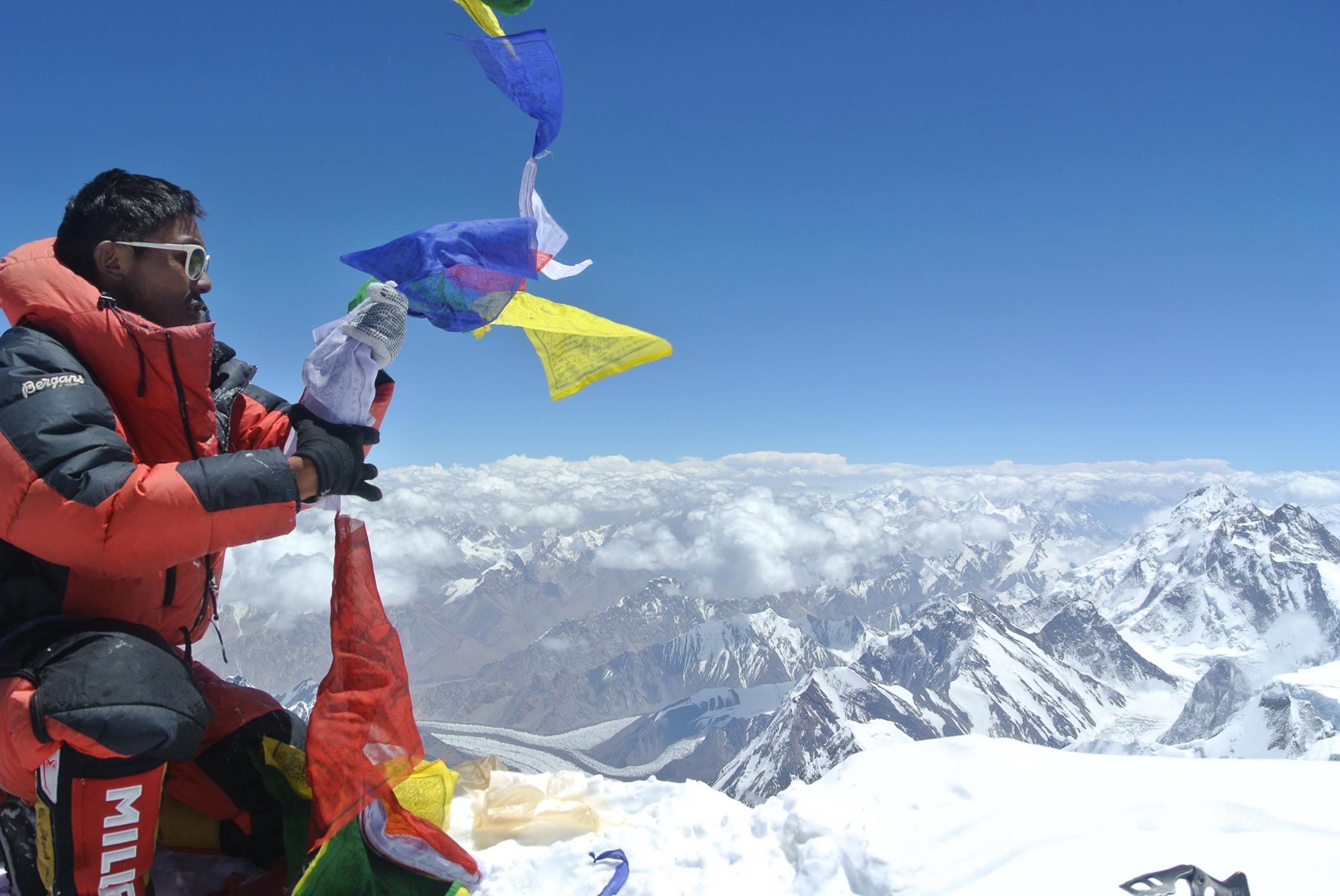 lhotse, alpinismo, Mingma Gyalje Sherpa