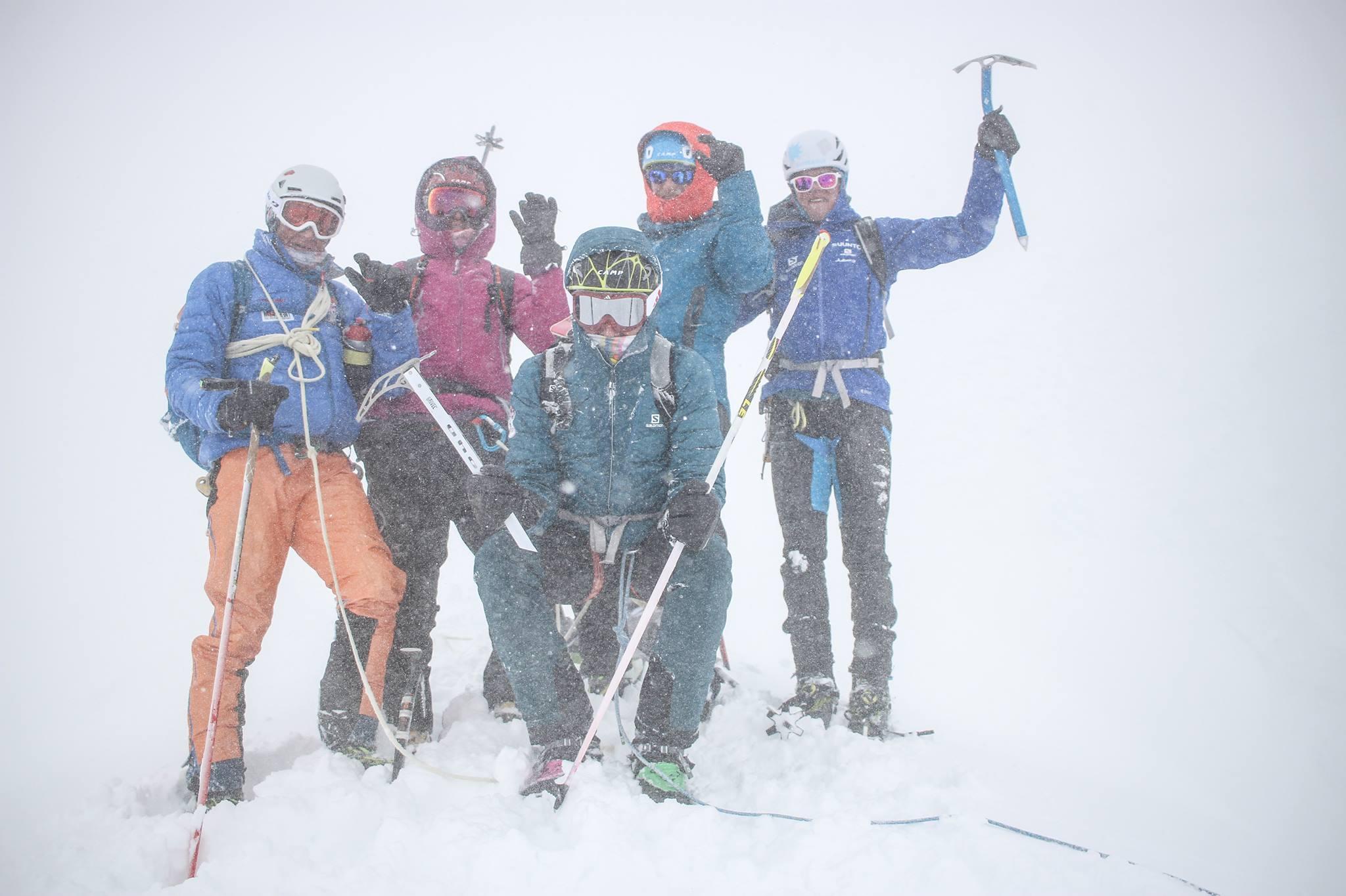 Photo of Traversata Alpi, il gruppo rinuncia sul Monte Bianco