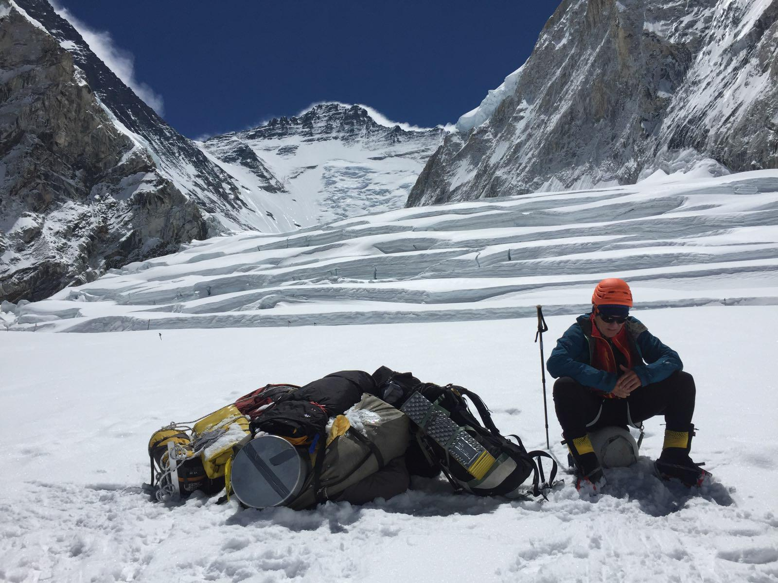 Photo of Traversate Everest-Lhotse, come procedono le due spedizioni