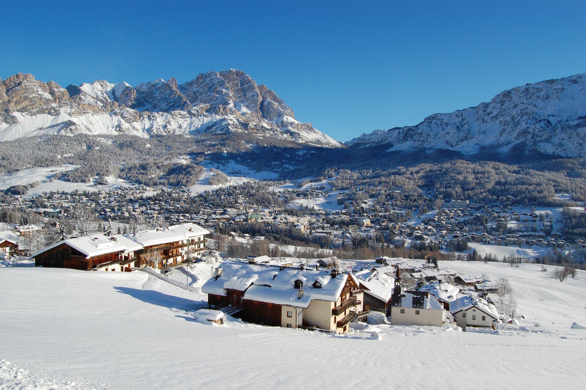 Photo of E' ufficiale, anche Cortina candidata con Milano e Torino alle Olimpiadi invernali 2026