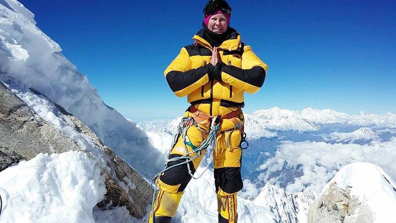 Photo of La Nasa lancia una missione sull'Everest per studiare il genoma
