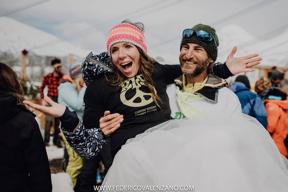 Photo of Cala Cimenti: mi sposo e poi parto, destinazione Laila Peak