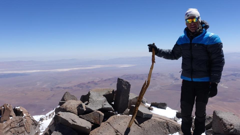 Photo of Ande: 5 cime in 10 giorni per i Los Picos 6500, ma il Huascaran dovrà aspettare