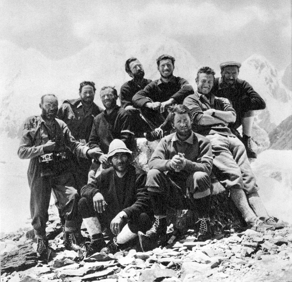 gasherbrum 4, alpinismo, maraini, libri, bonatti