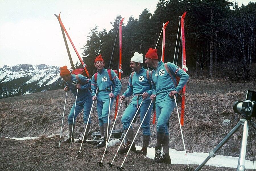 Photo of Il protagonista della traversata delle Alpi del '71: «Speravo in una ripetizione più ambiziosa»