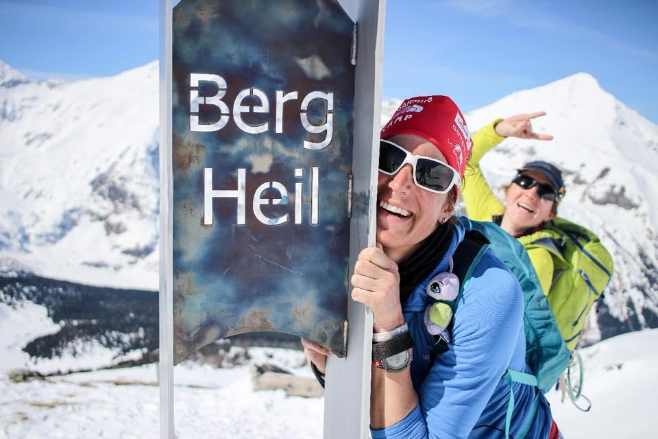 Photo of Tamara Lunger abbandona la traversata delle Alpi: «La salute prima di tutto»