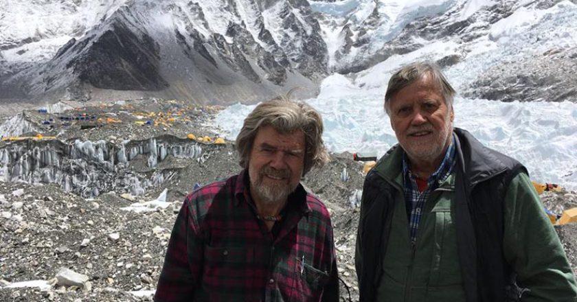 Messner, Habeler, Everest, alpinismo