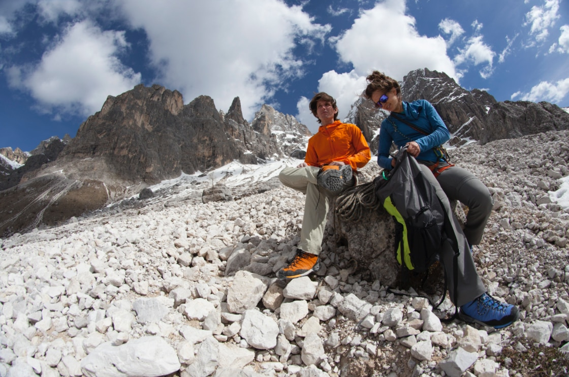Photo of La bella stagione è alle porte e Dolomite si presenta al grande pubblico con la New Entry Croda Rossa