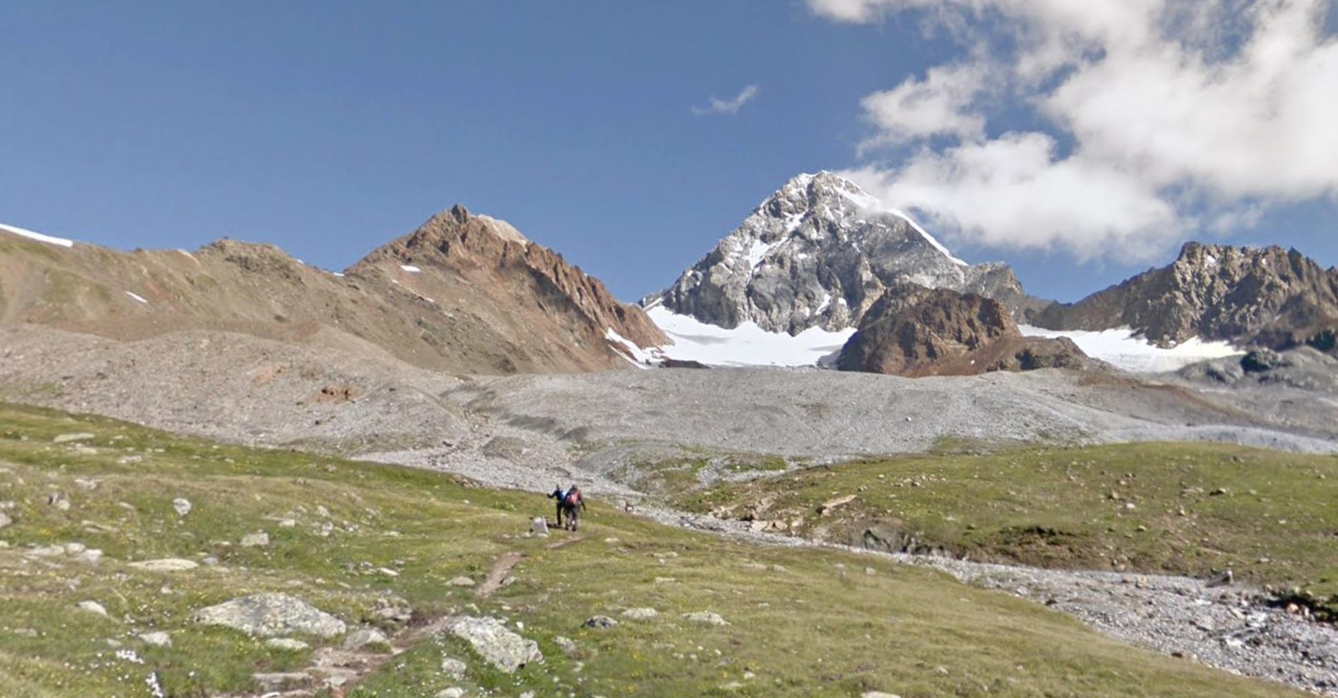 Photo of Dal Parco dello Stelvio, ai ghiacciai della Valle dei Forni fino passo Zebrù. Google street view arriva in Alta Valtellina