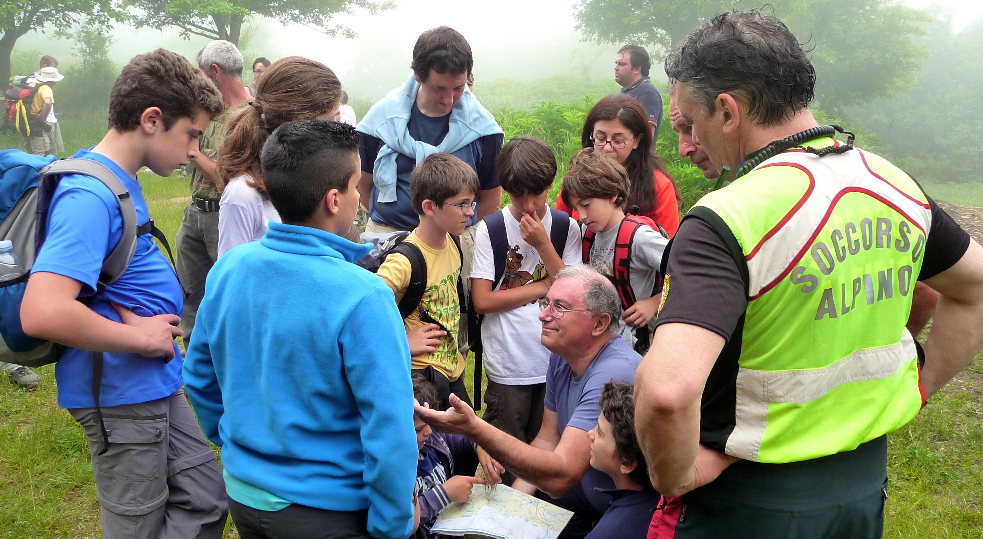 Photo of Sicuri sul Sentiero 2018: torna la giornata di prevenzione degli incidenti in quota