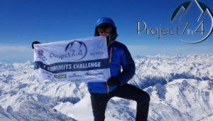 Steve Plain, Everest, Seven Summits, Guinness World Record, ottomila, alpinismo