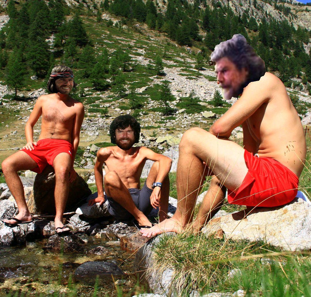 """Photo of """"Alpinisti in erba"""", l'alpinismo tra sfottò e caricature"""