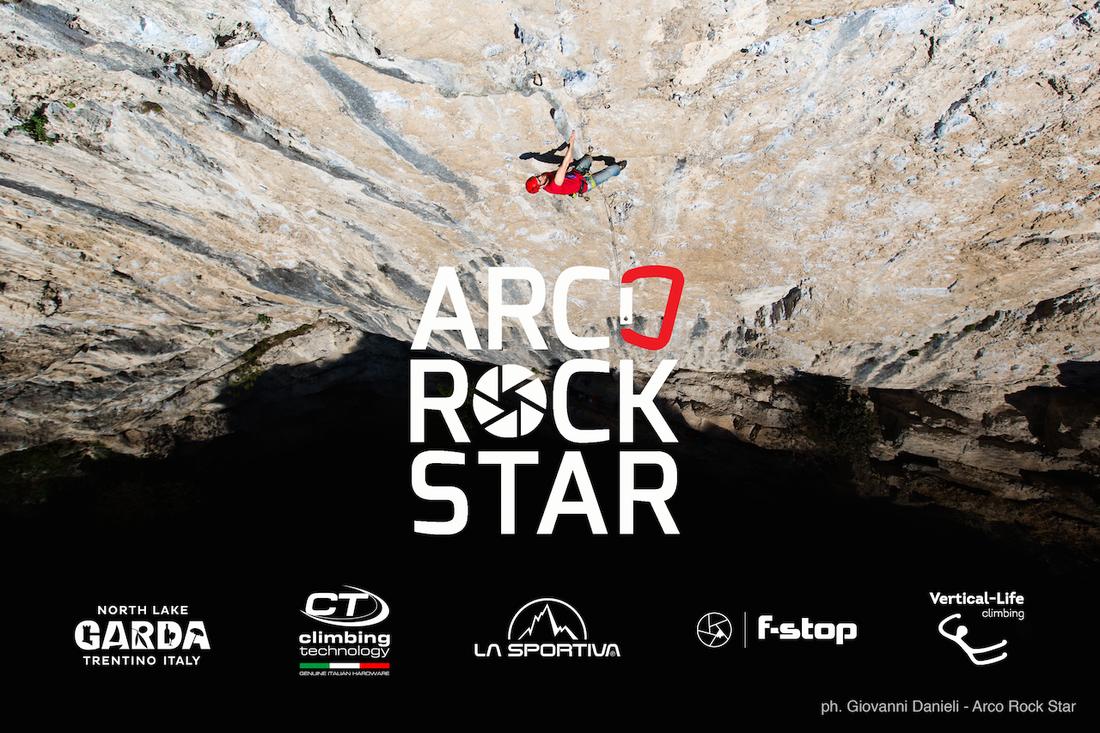 Photo of Gallery: John Thornton e tutti gli altri vincitori dell'Arco Rock Star 2018