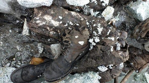 Photo of Identificati i resti del soldato della Grande Guerra ritrovato sull'Adamello