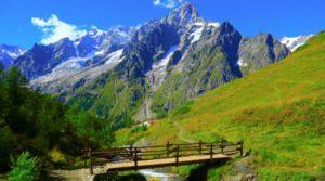 Valle d'Aosta, Alpi, turismo
