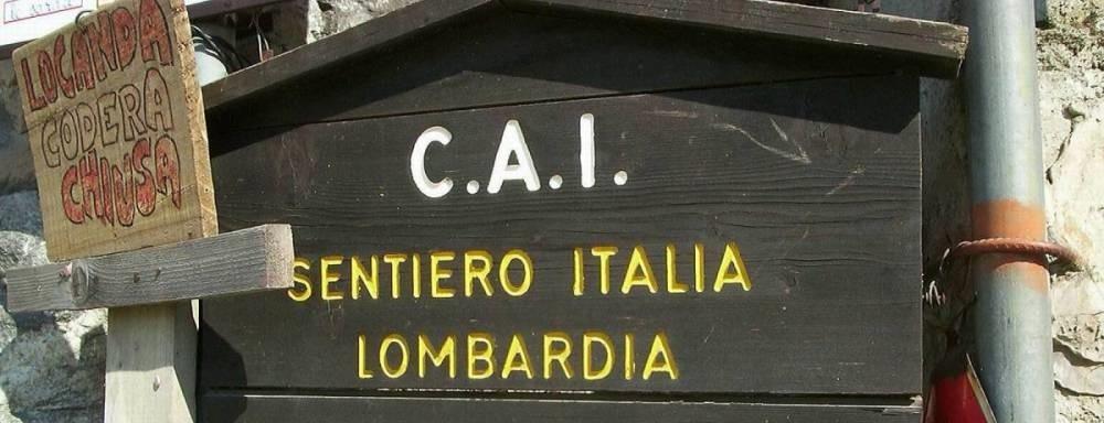 Sentiero Italia, CAI, Club Alpino Italiano, CamminaCAI, CamminaItaliaCAI