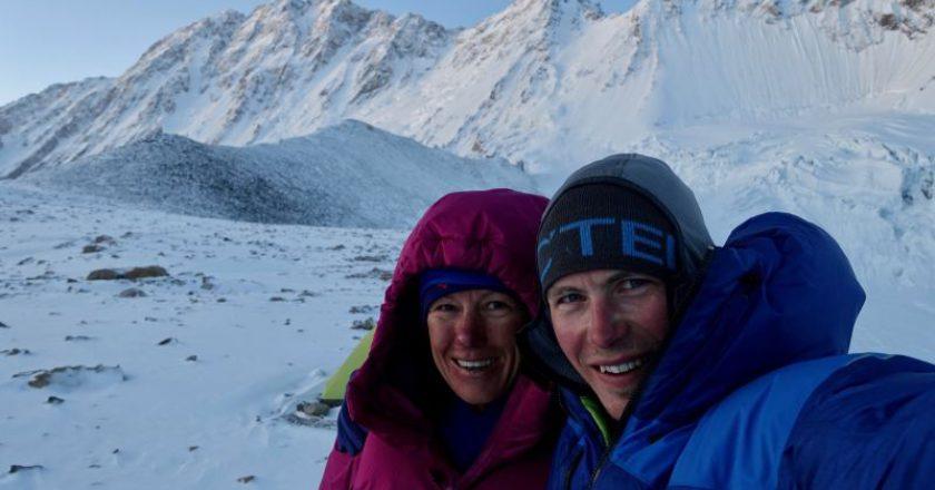 alpinismo, himalaya, ines papert, luca lindic,