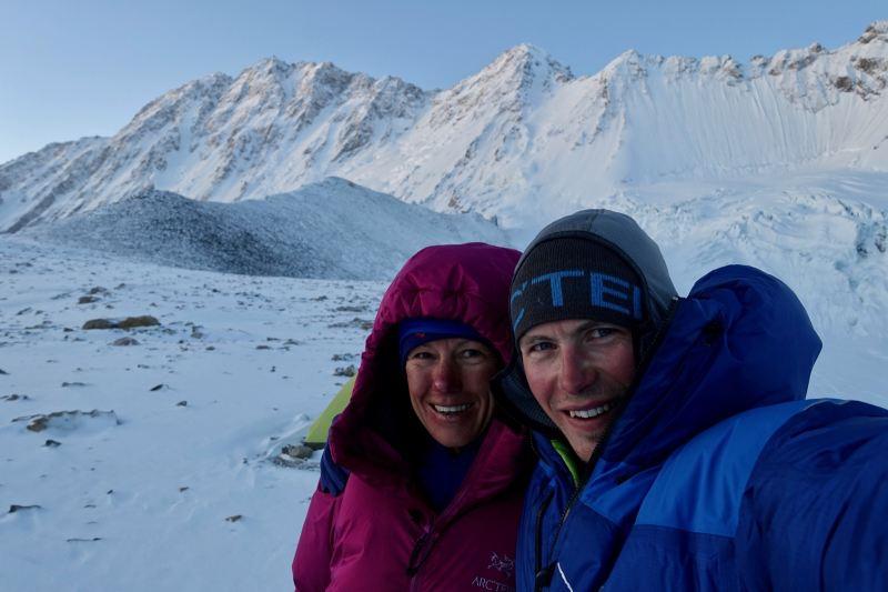 Photo of Shisha Pangma, la difficile spedizione di Ines Papert e Luca Lindič