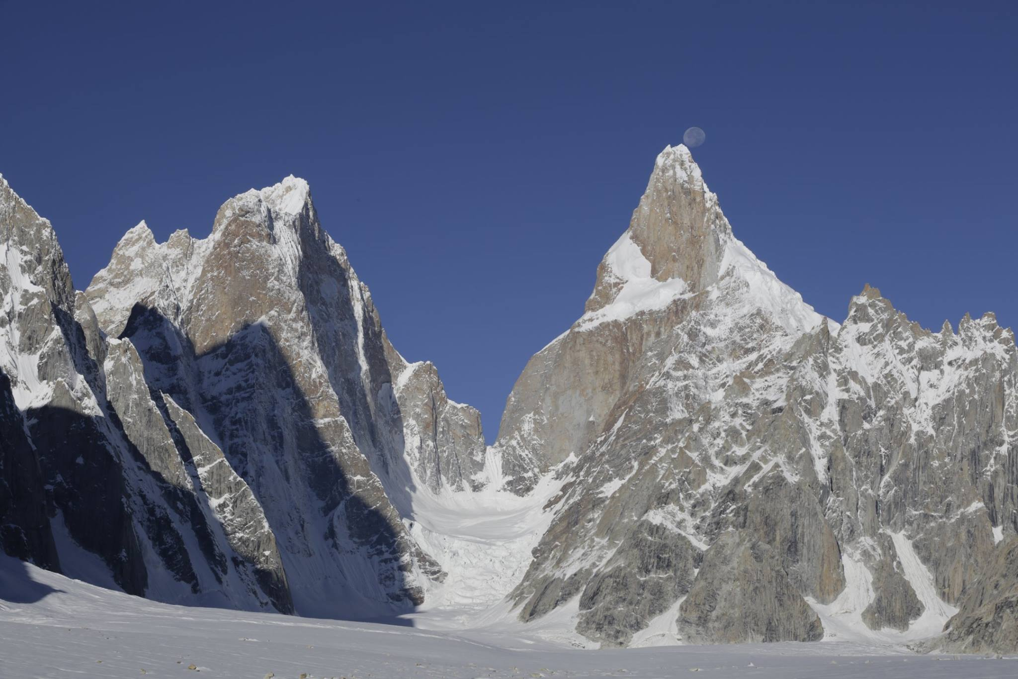 alpinismo, karakorum