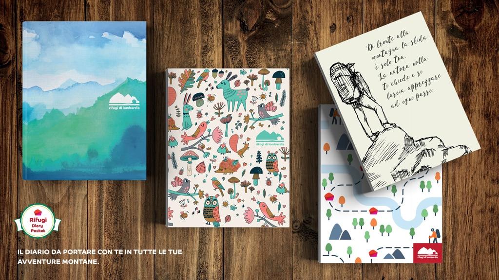 Photo of Arriva il Rifugi Diary Pocket, la nuova iniziativa dei Rifugi di Lombardia