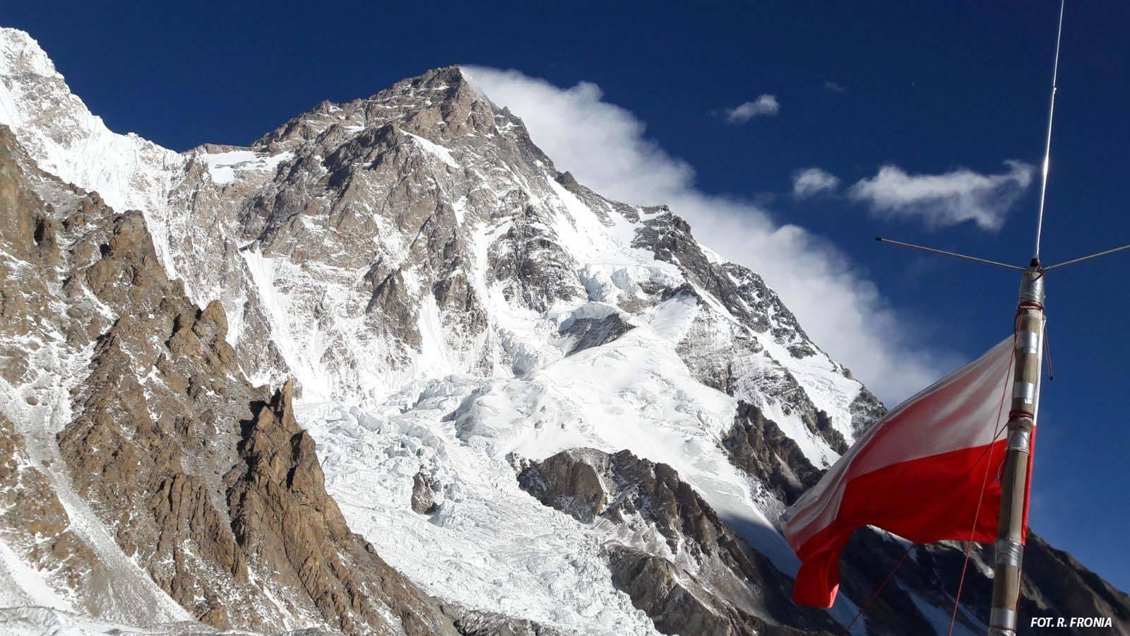Photo of Il coronavirus ferma anche l'invernale al K2