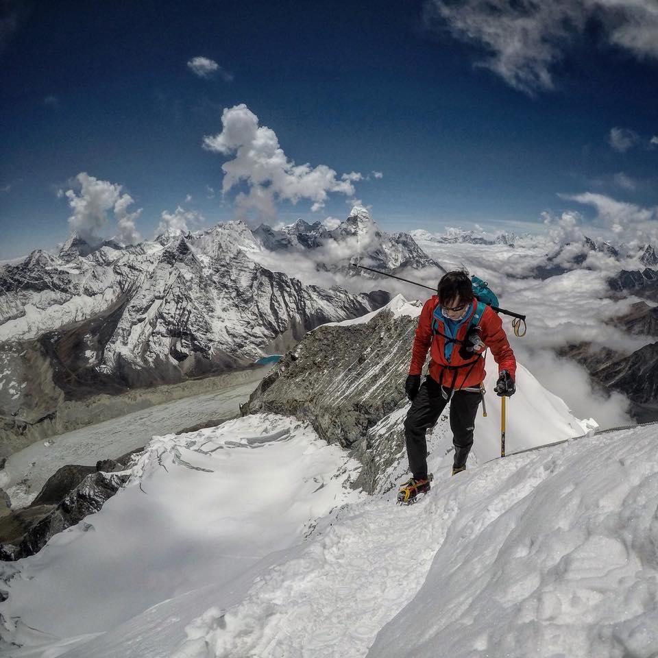 alpinismo hervé barmasse,