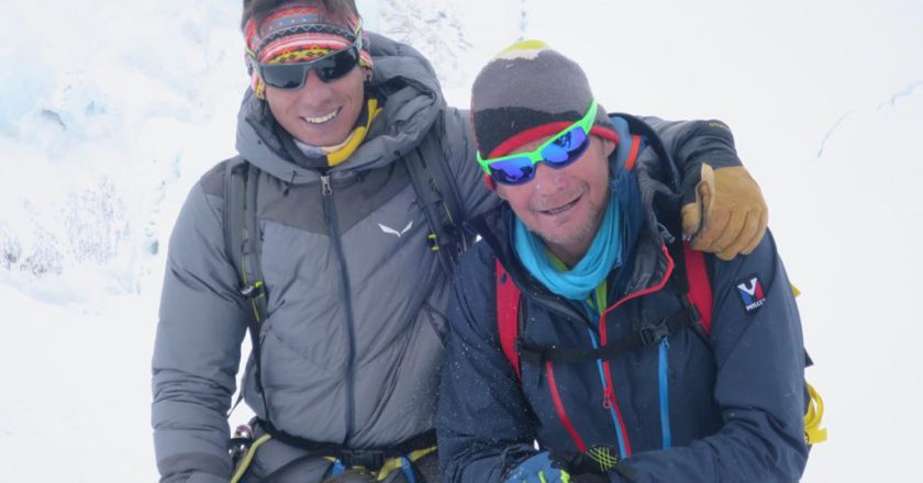 camandona, cazzanelli, everest, lhotse, himalaya, alpinismo