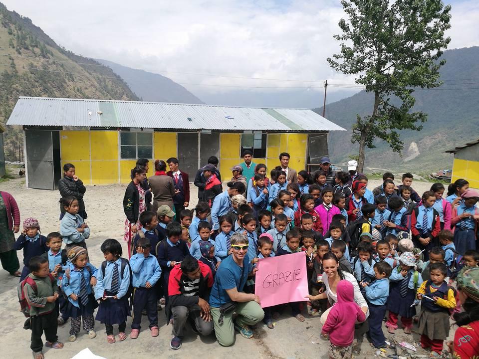 Photo of Il forte legame tra alpinismo e solidarietà