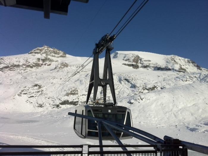 Photo of Nel 2019 al via il progetto per la funivia Zermatt-Cervinia