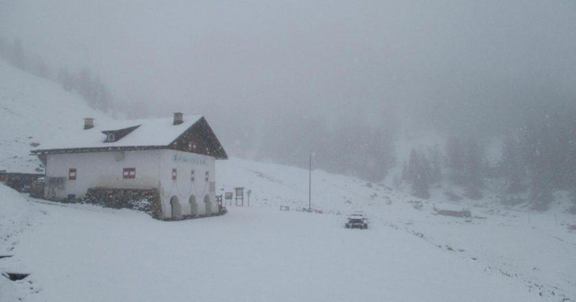 meteo, neve, alpi, dolomiti
