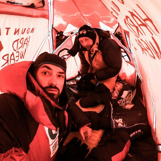 Photo of Dopo la tragedia di Simone La Terra il team abbandona la spedizione sul Dhaulagiri