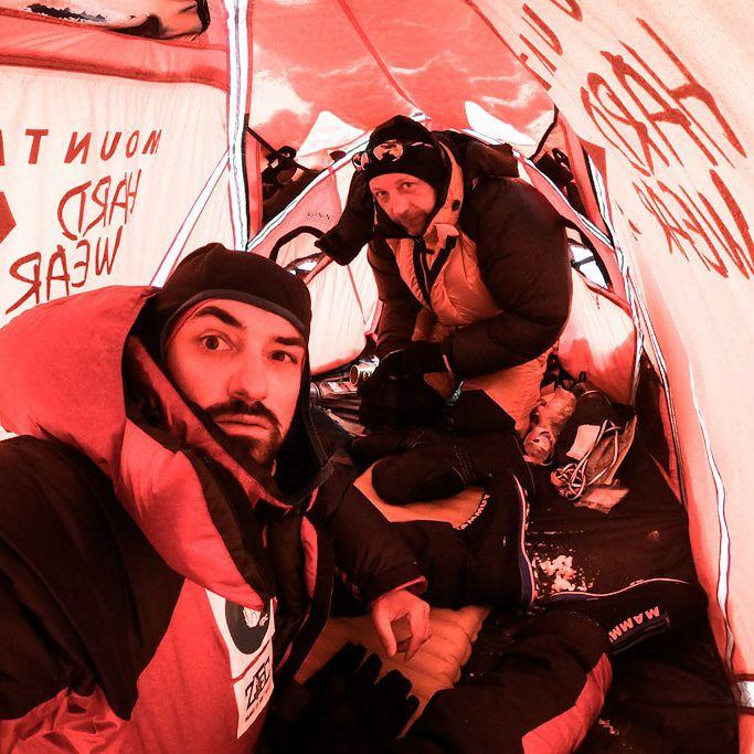 Simone La Terra, Alex Gavan, Paweł Michalski, Dhaulagiri, alpinismo, ottomila