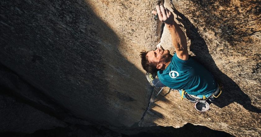 Jernej Kruder, Scarpa, arrampicata outdoor