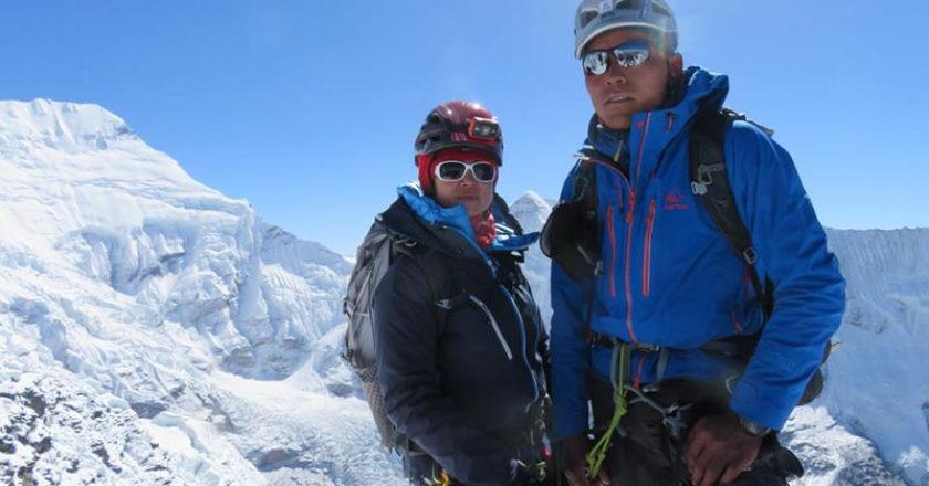 Gao Xiao-Dan, Makalu, ottomila, alpinismo, Nepal, Cina