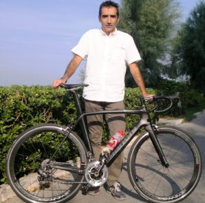 giuseppe guerini, bike, outdoor, giro d'italia