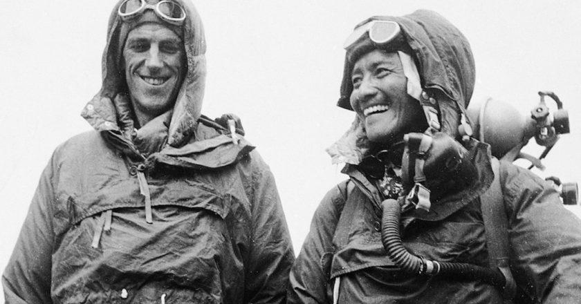 Edmund Hillary, Tenzing Norgay, Reinhold Messner, Everest, anniversario, alpinismo, ottomila