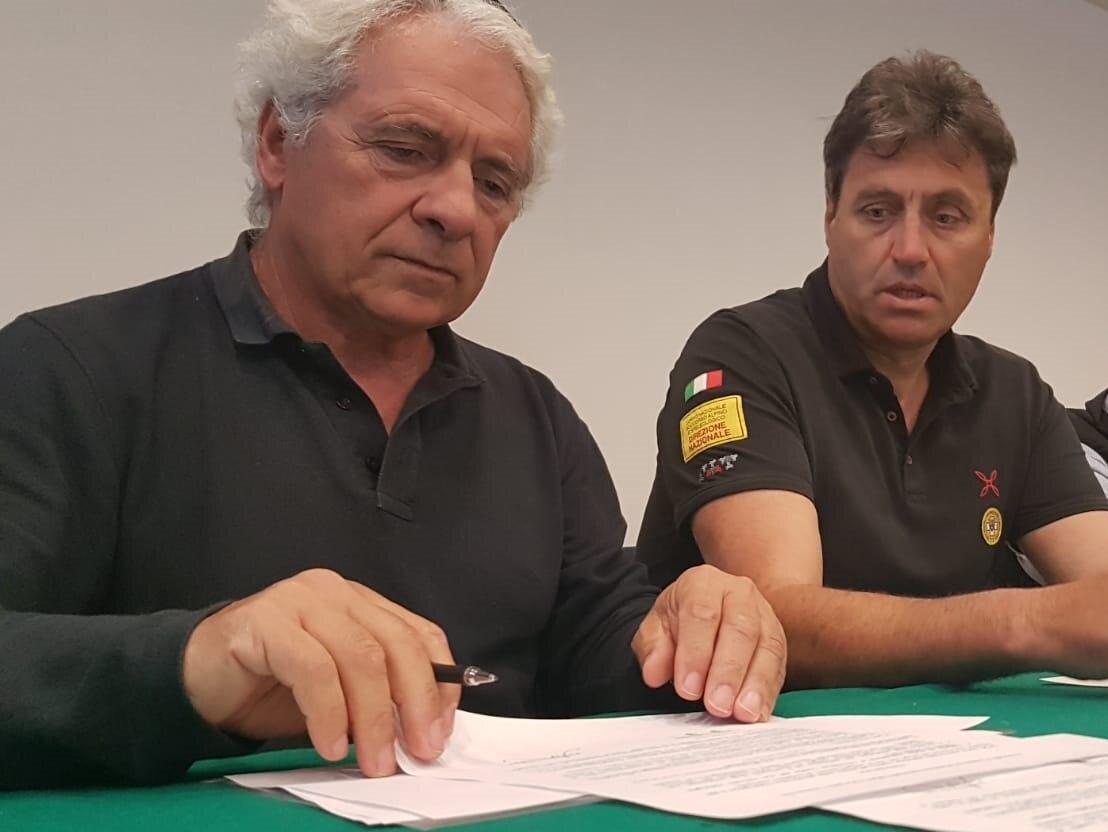 Photo of Siglato il nuovo protocollo di intesa tra il Soccorso Alpino e il Servizio Valanghe